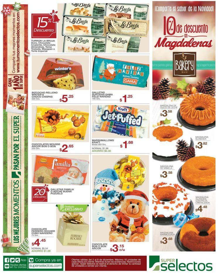 Descuentos en pasteleria galletas golosinas - 02dic14