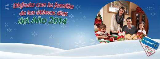 Disfruta con tu familia los ultimos dias del 2014