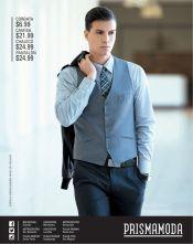 Elegancia trajes para caballeros con estilo