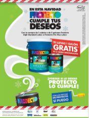 GRATIS galon de pintura protecto - 03dic14