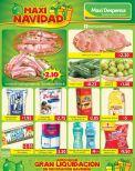 Liquidacion en decoracion navidena MAXI DESPENSA - 12dic14