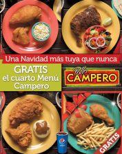 Navidad mas que tuya POLLO CAMPERO promociones - 17dic14