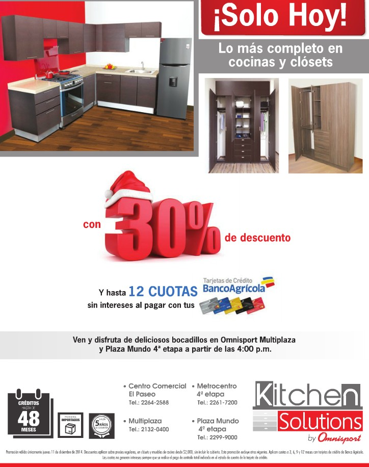 Re modeling your house kitchen on christmas - 11dic14