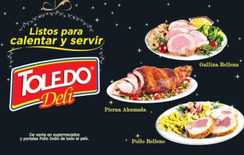 TOLEDO deli ready to enjoy - 22dic14