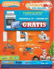 Tropigas almacenes promocion merry christmas gifs - 19dic14