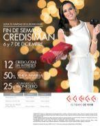 Tu navidad este fin de semana con CREDISIMAN - 05dic14