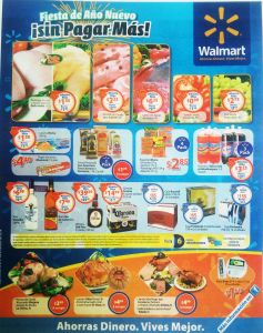 WALMART offer end of year 2014