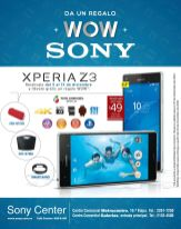 WOW GIFT from SONY CENTER - 05dic14