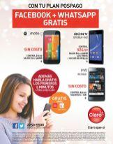 celulares sin costo planes pospago CLARO - 01dic14