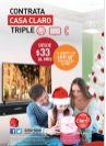 cuanto cuesta casa claro triple promocion - 18dic14