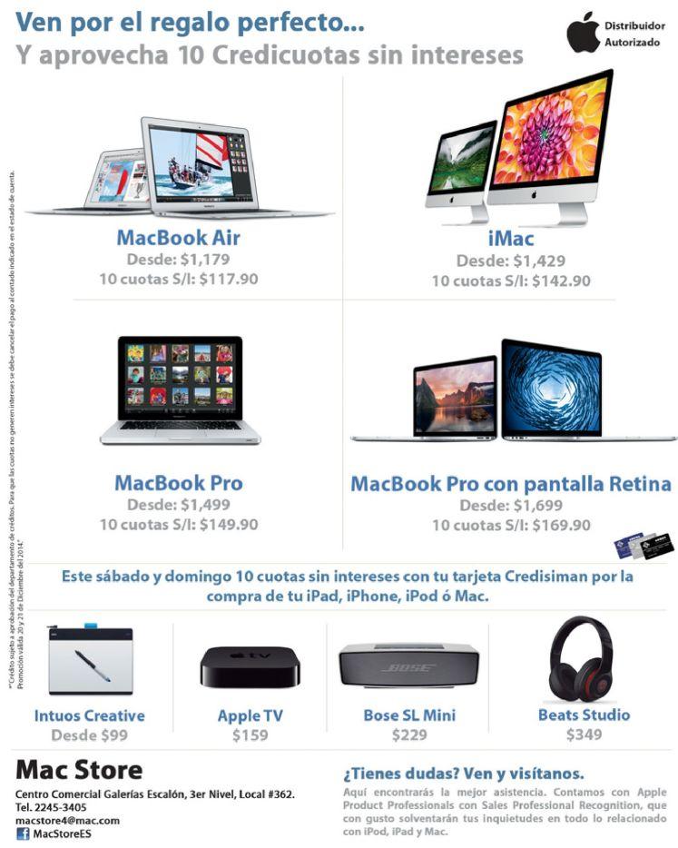 mac store gifts - 20dic14