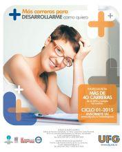 ofertas acedmica 2015 universidad UFG