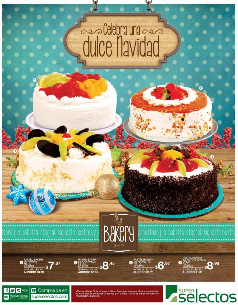ofertas postres para celebrar NAVIDAD - 24dic14