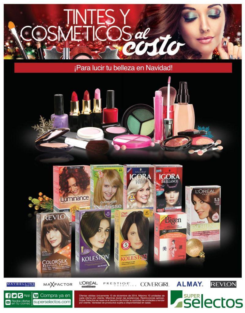 tintes y cosmeticos al costo - 13dic14