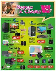 Agencias WAY promociones para comenzar el colegio - 14ene15