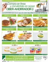 CYBER savings shopping online SUPER SELECTOS - 16ene15
