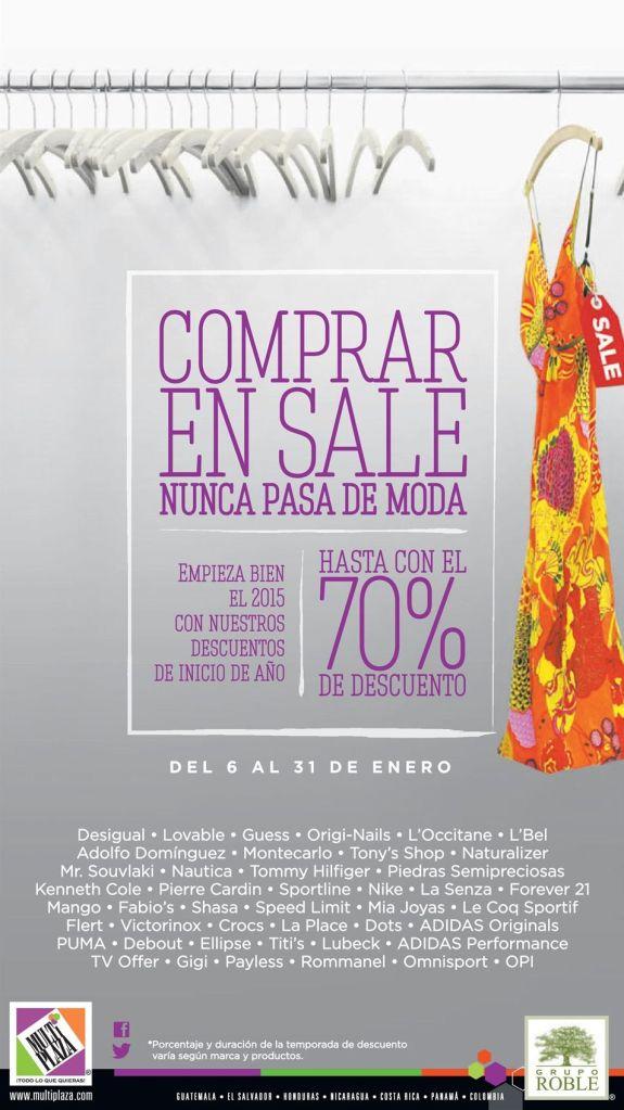 Designer Brands fashion SALE OFF MULTIPLAZA - 08ene15
