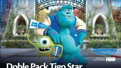 Doble Pack TIGO STAR internet ,as TV digital