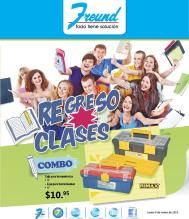 FREUND Folleto escolar REGRESO A CLASES 2015