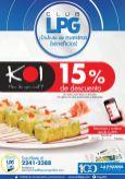 KOI sushi how do you roll - 26ene15