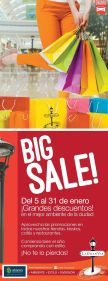 La Gran VIA BIG SALE gran descuentos hasta 31ene15