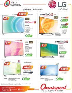La mejor imagen en tu televisor LED ofertas OMNISPORT - 30ene15