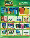 MAXI DESPENSA ofertas bonitos accesorios y utiles escolares - 16ene15