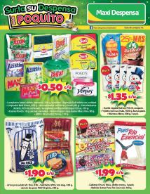 Maxi Despensa guia de ofertas no2 Febrero 2015