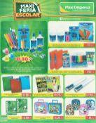 Maxi despensa descuentos en utiles escolares - 09ene15