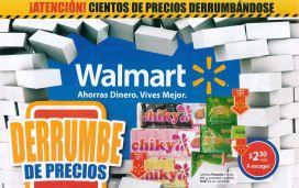 PROMOCION walmart derrumbe de precios enero 2015