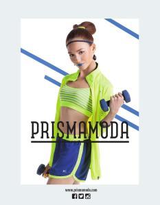 Prisma Moda sport style apparel trend fashion - enero 2015
