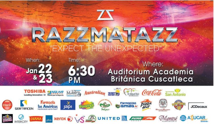RAZZ MATAZZ 2015 expected and unexpected