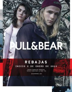 REBAJAS PULL and BEAR season - 02ene15