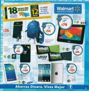 WALMART TABLETS desde 69 dolares - pag3