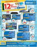 WALMART ofertas del finde SUCURSALES escalon constitucion soyapango - 10ene15