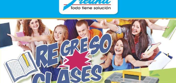 ferreteria FREUND Folleto ofertas escolar 2015