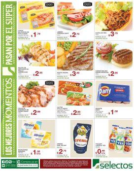 las ofertas del dia en el selectos - 08ene15