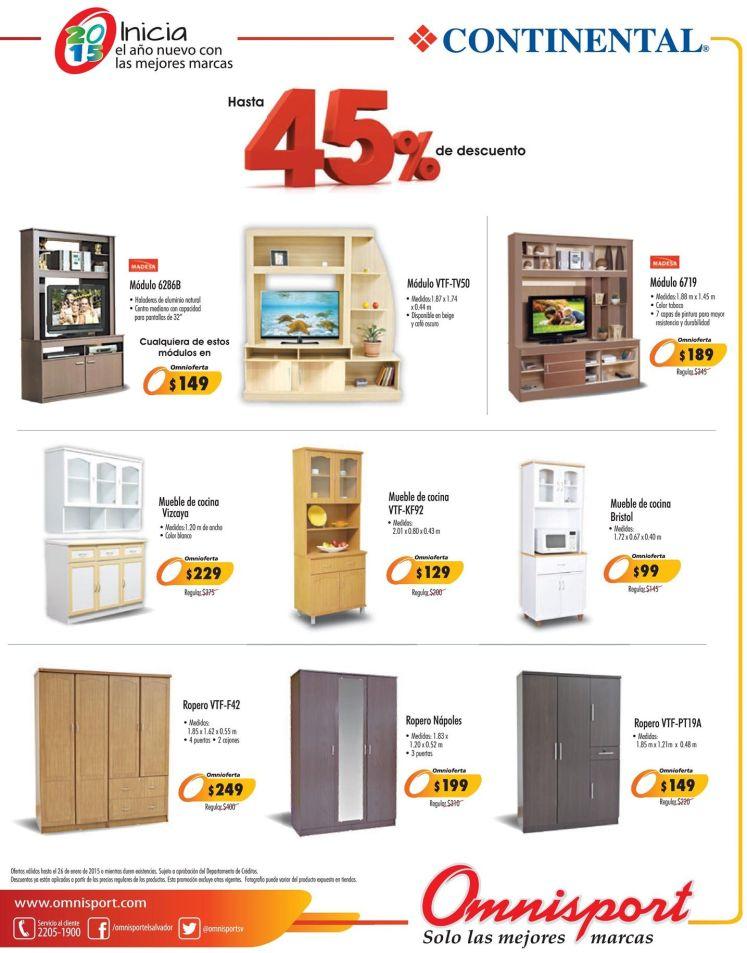 modulos para televisores CHINEROS pantrys y muebles - 23ene15