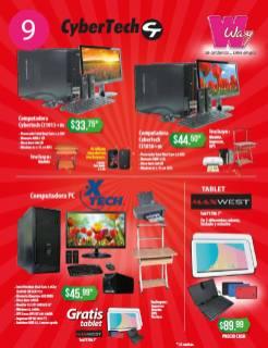 ofertas en computadoras de escritorio ALMACEN WAY - 21ene15
