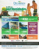 offers DECAMERON all inclusive hotels and resort LATIN AMERICA