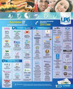 restaurantes almacenes y servicios llenos de beneficios - 30ene15