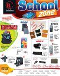 shcool ZONE promotions RadioShack - 02ene15