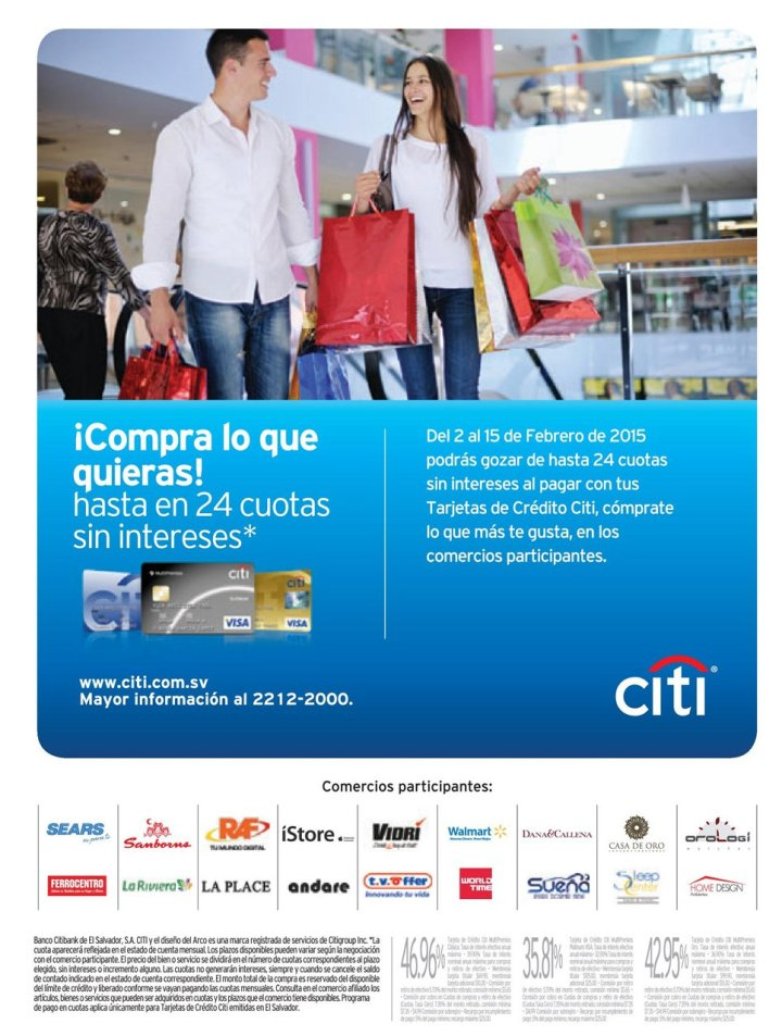 CITI BANK credit card benefits