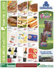 En cada comida BUSCA las ofertas selectos - 12feb15