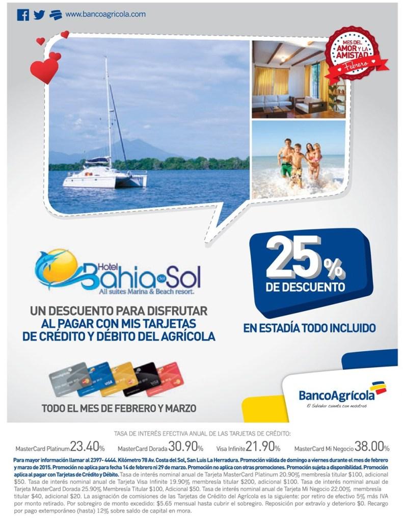 Friendship trip beach resort BAHIA del SOL
