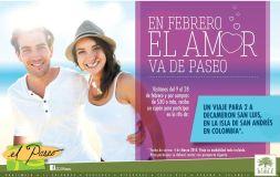 GANA un viaje de enamorados DECAMERON colombia - 12feb15