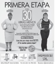 Pharma skin care center LOST WEIGHT