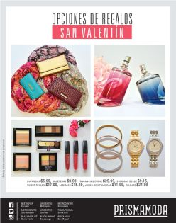 Prisma Moda GIFT to san valentine day - 13feb15