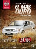 Promocion duty pick up FRONTIER nissan - 23feb15