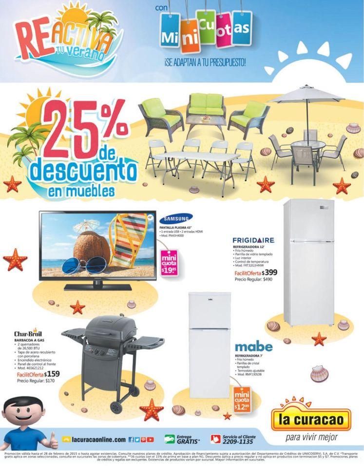 Promociones de verano en la curacao mini cuotas - 27feb15